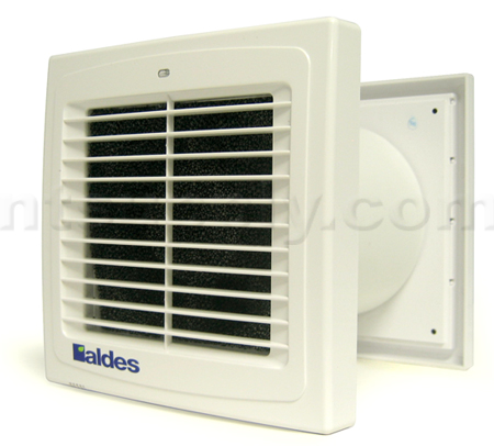american aldes ttw100 fan quiet and inexpensive this fan can provide from cfm
