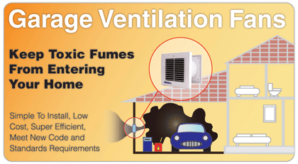 Have You Considered Garage Ventilation? - iaqsource com