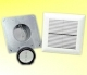 Bath Fan Exhaust Grilles / Accessories