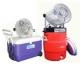 Evaporative Cooling Misting Fans
