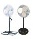 Oscillating Pedestal Fans