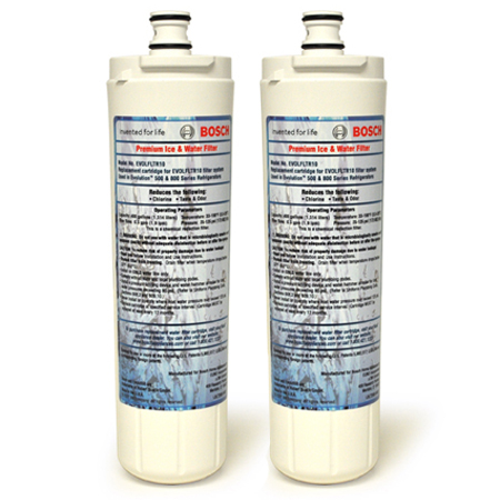 by BOSCH Bosch 640565 Refrigerator Water Filter, 2-Pack at Sears.com