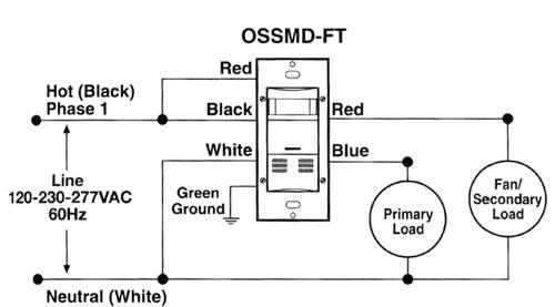 OSSMD FLT leviton ossmt occupancy sensor wiring diagrams gandul 45 77 79 119 leviton ossmt wiring diagram at eliteediting.co
