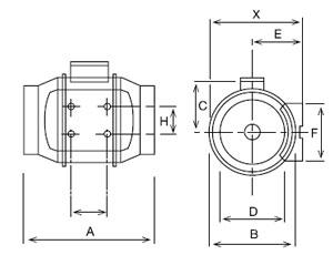 Вентиляторы серии TD-MIXVENT разработаны специально для работы с каналами большой протяженности и в условиях...