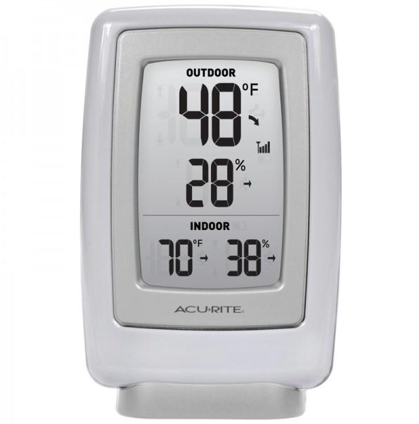 Buy Acu Rite 00611a2 Wireless Hygrothermometer Acu Rite