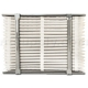 Filter Upgrade Kit for Aprilaire/Space-Gard 2400 Air Cleaner