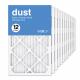 13x21.5x1 AIRx DUST Air Filter, 12-Pack