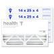 14x25x4 AIRx HEALTH Air Filter - MERV 13