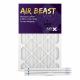 16x25x1 AIRx Air Beast High Flow Pleated Air Filter