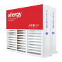 20x25x5 AIRx ALLERGY Honeywell FC100A1037 Replacement Air Filter - MERV 11