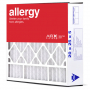 20x25x5 AIRx ALLERGY Air Bear 255649-102 Replacement Air Filter - MERV 11