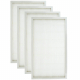 AIRx Replacement Filter for 3M Filtrete FAPF02, 4-Pack
