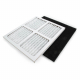 AIRx Replacement Filter Pre-Filter and Carbon Filter for Fantech DM3000P/CM3000