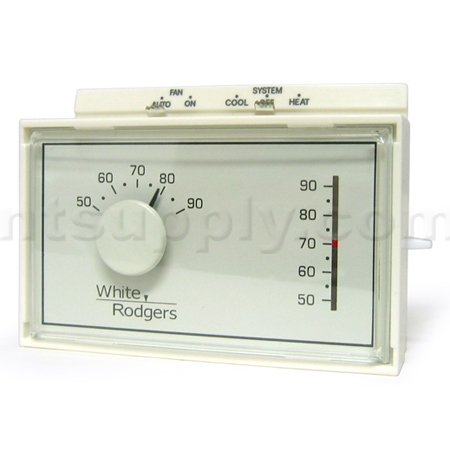 buy white rodgers 1f56n 444 mercury free 1 heat 1 cool thermostat white rodgers thermostat 1f89 … white rodgers 1f56n 444 mercury free 1 heat 1 cool thermostat horizontal