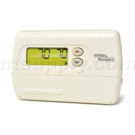 1F86 344_5w buy white rodgers 1f86 344 non programmable 1 heat 1 cool white rodgers thermostat wiring diagram 1f86-344 at crackthecode.co