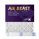 20x20x1 AIRx Air Beast High Flow Pleated Air Filter