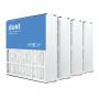 20x20x5 AIRx DUST Air Bear 255649-103 Replacement Air Filter - MERV 8, 4-Pack