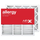 21.5x27.5x5 AIRx ALLERGY Honeywell FC100A1045 Replacement Air Filter - MERV 11