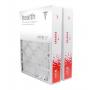 16x25x5 AIRx HEALTH Honeywell FC100A1029 Replacement Air Filter - MERV 13, 2-Pack