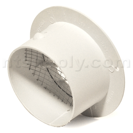 Round Undereve / Soffit Bath Fan Vent | eBay