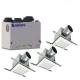 Aldes VentZone IAQ 3 Bathroom Performance Ventilation Package With 190 CFM ERV