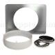 Return Duct Collar for Santa Fe Max Dry Dehumidifier - 4028610