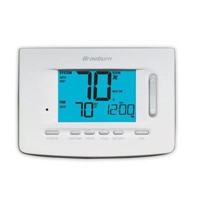 Buy Braeburn Model 5020 1 Heat 1 Cool Programmable
