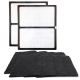 AIRx Replacement HEPA Filter Kit for Idylis IAF-H-100D, 2-Pack