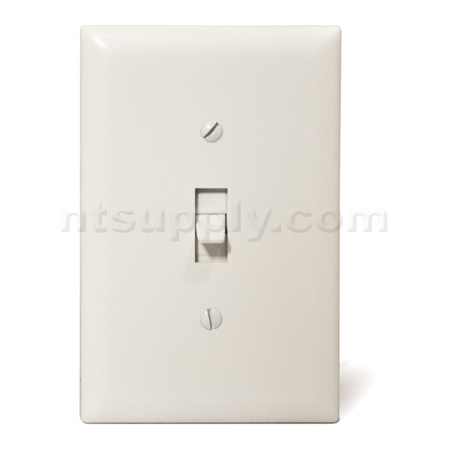 buy electronic toggle type fan timer light switch white. Black Bedroom Furniture Sets. Home Design Ideas