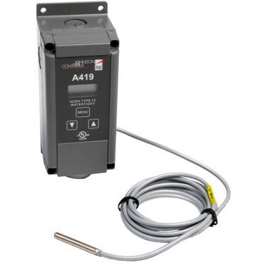 buy aabc johnson control thermostat johnson control aabc  a419abc 1 johnson control thermostat