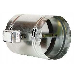 Buy Aldes 120v 10 Motorized Damper With End Switch