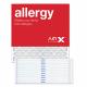 30x30x1 AIRx ALLERGY Air Filter - MERV 11