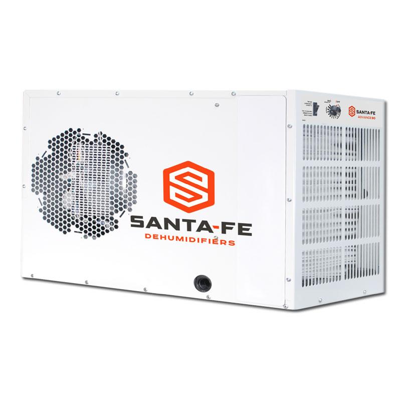 Why Is Dehumidification Important: Buy Santa Fe Advance90 Basement & Whole House Dehumidifier (4034180)