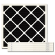 24x24x2 AIRx ODOR Air Filter - CARBON