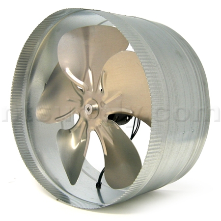 Buy Suncourt Inductor 16 In Line Duct Fan Db416p Suncourt Db416p