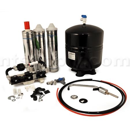 Everpure rom iii undercounter reverse osmosis system for Everpure reverse osmosis