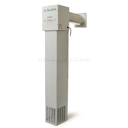 Buy Fan Air Model F80210 Air Extractor Dehumidifier System Burke Manufacturing F80210
