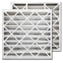 Original Honeywell Filter - FC100A1011- 20x20, 2-Pack
