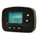 PSG Freedom Advantage Programmable Thermostat - Black