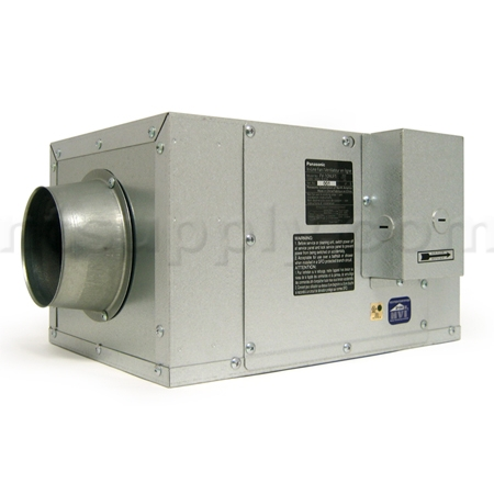 Panasonic WhisperLine Inline Ventilation Fan FV 10NLF1E