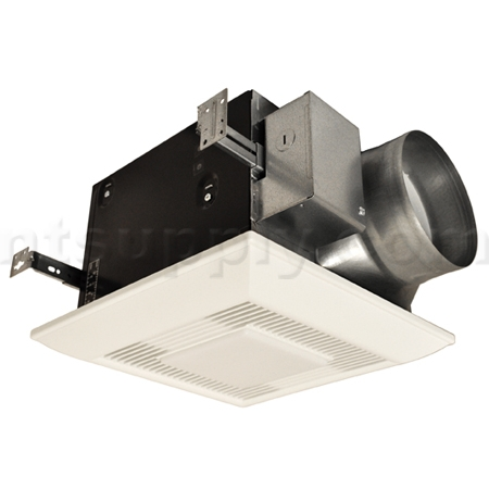 panasonic whispergreen continuous operation bathroom fan with lights. Black Bedroom Furniture Sets. Home Design Ideas