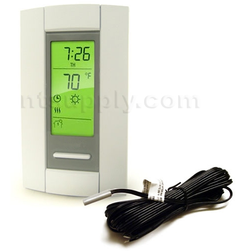 Buy Aube Programmable Heat Only Thermostat For Floor Heat