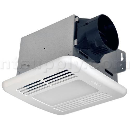 Delta Breez GBR80LED Super Efficient Bath Fan With LED Lights - 80 CFM