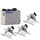 Aldes VentZone IAQ 2-1/2 Bathroom Performance Ventilation Package With 150 CFM HRV