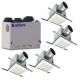 Aldes VentZone IAQ 3-1/2 Bathroom Performance Ventilation Package With 190 CFM HRV