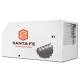 Santa Fe Impact155 Basement & Whole House Dehumidifier (4031470)