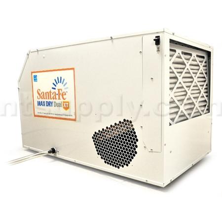buy santa fe max dry basement whole house dehumidifier 4031470