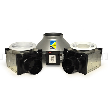 Buy Fantech Pb270fv 2 Premium Bath Fan Kit With Unlit
