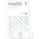 10x15x1 AIRx HEALTH Air Filter - MERV 13