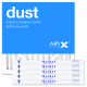 12x12x1 AIRx DUST Air Filter - MERV 8